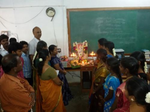 Saraswathi Pooja - 2016-17
