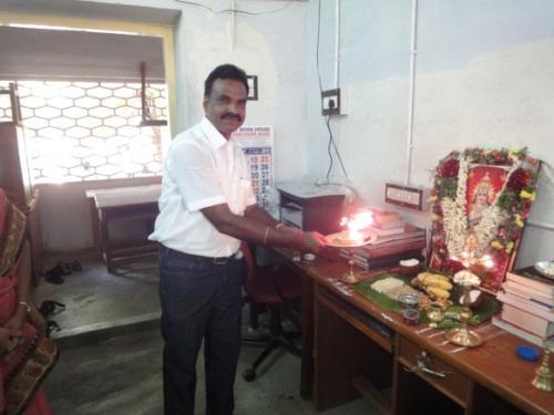 Saraswathi Pooja - 2015-16
